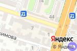 Схема проезда до компании Almaty doner в Шымкенте