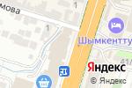 Схема проезда до компании Учебный центр в Шымкенте