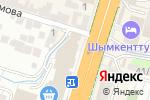 Схема проезда до компании АРЗАН в Шымкенте