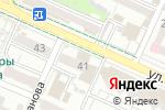 Схема проезда до компании Супер бум в Шымкенте