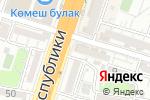 Схема проезда до компании АзияСтом в Шымкенте