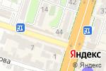 Схема проезда до компании Магазин бижутерии и косметики в Шымкенте