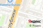 Схема проезда до компании Меру-Ис, ТОО в Шымкенте
