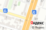 Схема проезда до компании ШОЛПАН в Шымкенте