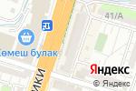 Схема проезда до компании МАДИНА в Шымкенте