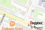 Схема проезда до компании Банкомат, Tengri Bank в Шымкенте