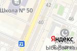 Схема проезда до компании Мустанг в Шымкенте