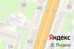 Схема проезда до компании Расулов и К, ПТ в Шымкенте