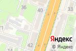 Схема проезда до компании Деньги населению, ТОО в Шымкенте