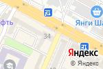 Схема проезда до компании Joker game center & sport bar в Шымкенте