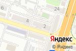 Схема проезда до компании Арай в Шымкенте