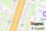 Схема проезда до компании Дильфуза в Шымкенте