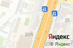 Схема проезда до компании Колорист в Шымкенте