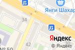 Схема проезда до компании ALSER в Шымкенте