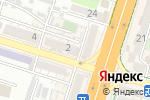 Схема проезда до компании Магазин по продаже косметики в Шымкенте
