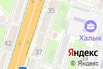 Схема проезда до компании Ханшайым в Шымкенте