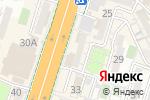 Схема проезда до компании Частный судебный исполнитель Амангельдиева Э.О. в Шымкенте
