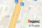 Схема проезда до компании Пульс в Шымкенте