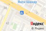 Схема проезда до компании Алтын дан в Шымкенте