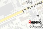 Схема проезда до компании STANDART INSURANCE в Шымкенте