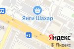 Схема проезда до компании НИВ, ТОО в Шымкенте