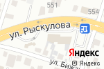 Схема проезда до компании ЭЛИТ в Шымкенте