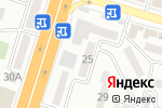 Схема проезда до компании Pacific Partners в Шымкенте