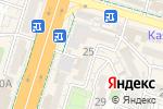 Схема проезда до компании Viva stom в Шымкенте
