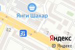 Схема проезда до компании Банкомат, Kaspi bank в Шымкенте