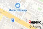Схема проезда до компании Исмаилов и К в Шымкенте