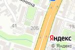 Схема проезда до компании Адвокатский кабинет Асадова З.Э в Шымкенте
