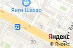 Схема проезда до компании ШЫМКЕНТ САУДА в Шымкенте