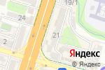 Схема проезда до компании Hit Travel в Шымкенте