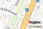 Схема проезда до компании Dostyk travel, ТОО в Шымкенте