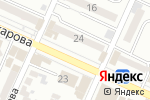 Схема проезда до компании Азат и К в Шымкенте