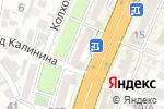 Схема проезда до компании ОРДАБАСЫ в Шымкенте