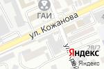Схема проезда до компании Самұрық-Авто, ТОО в Шымкенте