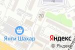 Схема проезда до компании Spectr Energy Group, ТОО в Шымкенте