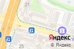 Схема проезда до компании Магазин посуды в Шымкенте