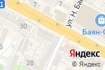 Схема проезда до компании Санель в Шымкенте