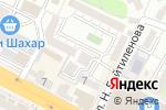 Схема проезда до компании Кәусар в Шымкенте