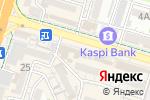 Схема проезда до компании LAVASH SHAURMA в Шымкенте