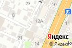 Схема проезда до компании Астрал в Шымкенте
