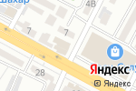 Схема проезда до компании PROFIT Betting, ТОО в Шымкенте
