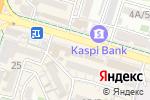 Схема проезда до компании LEGION, ТОО в Шымкенте