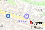 Схема проезда до компании As Co Plus, ТОО в Шымкенте