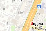Схема проезда до компании Chicker`s Planet в Шымкенте