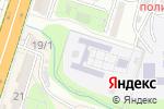 Схема проезда до компании Алма в Шымкенте