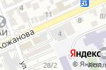 Схема проезда до компании ОРИГИНАЛ в Шымкенте