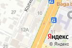 Схема проезда до компании ГАРАНТ KZ, ТОО в Шымкенте